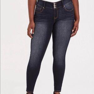 Torrid jegging jeans size 14